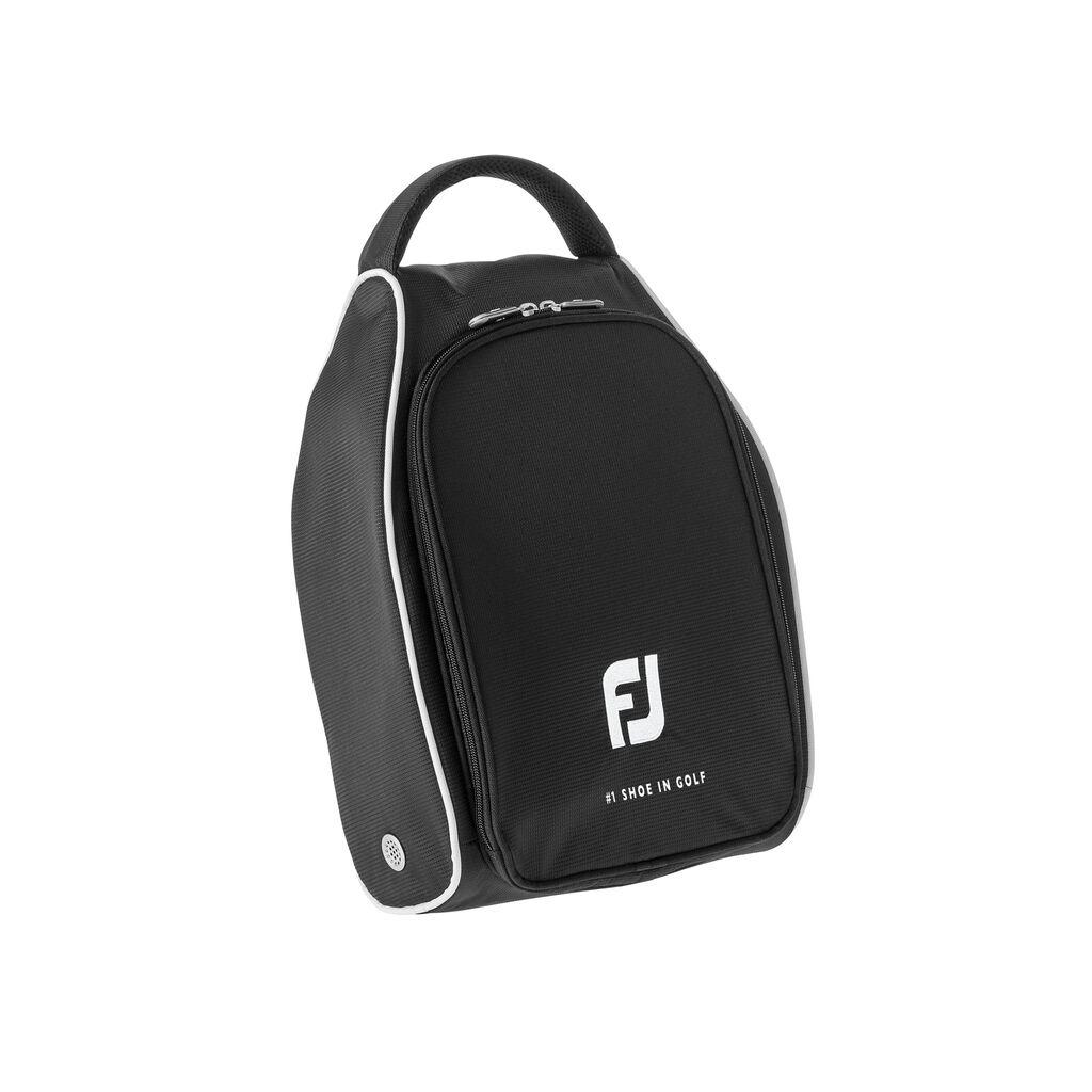 Golf Shoe Bag >> Black Nylon Golf Shoe Bag Golf Shoe Bags Footjoy