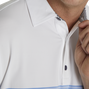 Lisle Chestband Self Collar