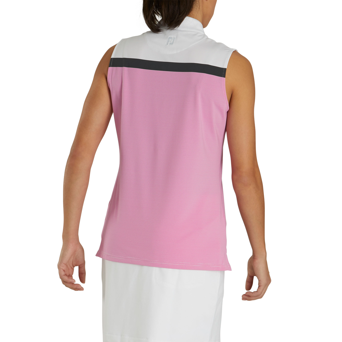 Lisle Sleeveless Zip Women