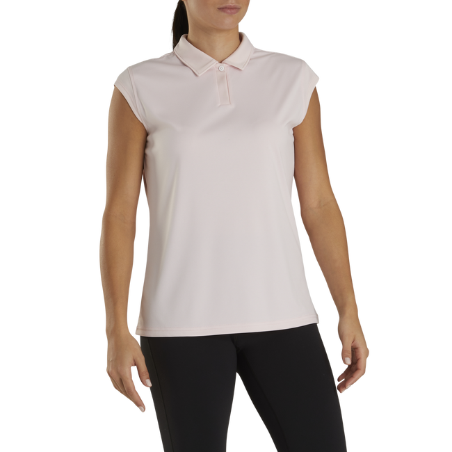 Cap Sleeve Pinstripe Women