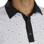 Lisle Multidot Print Self Collar