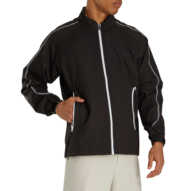 Full-Zip Sport Windshirt