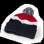 Heritage Pom Pom Knit Cap