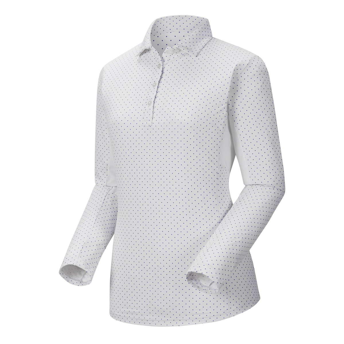 Dot Print Sun Protection Women