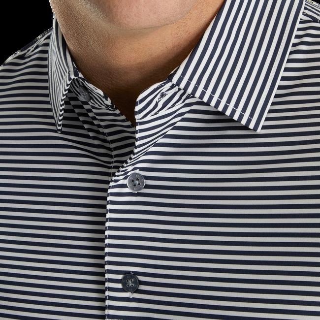 Performance Lisle Feeder Stripe