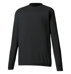 Seamless Thermal Base Layer Shirt