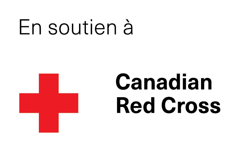 In Support of Canadian Red Cross