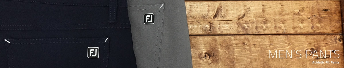 Golf Pants for Men from FootJoy