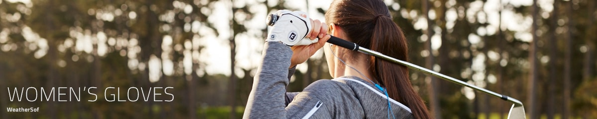 Womens Golf Gloves from FootJoy