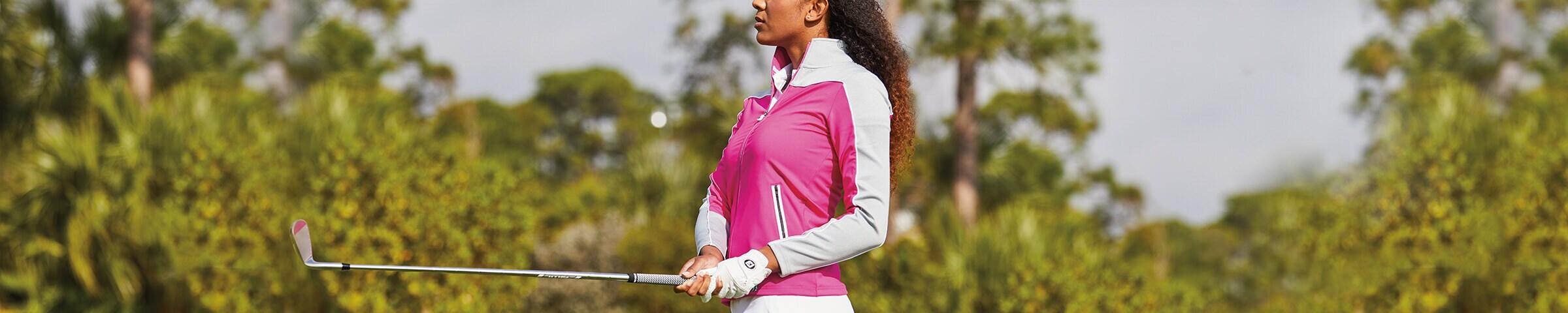 FootJoy Women's Golf Apparel - Base & Mid-Layers