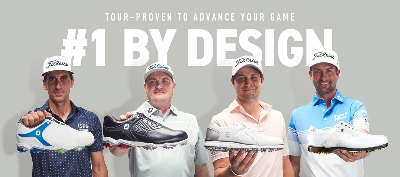 FootJoy #1 Shoe in Golf By Design