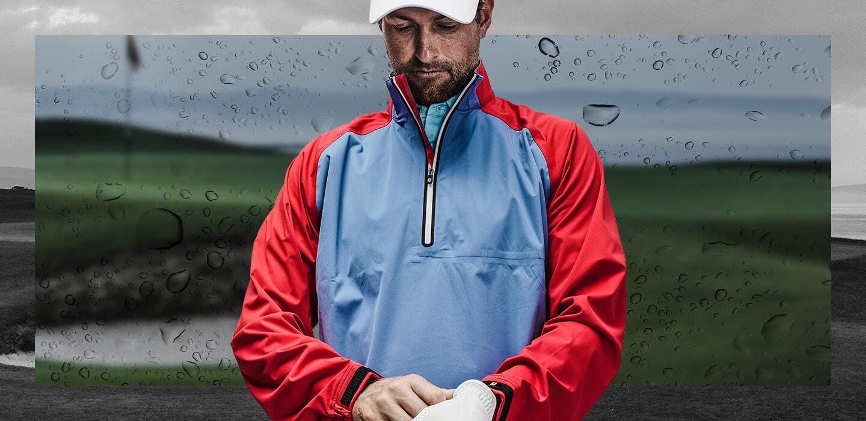 The All-New Hydroknit Rain Jacket
