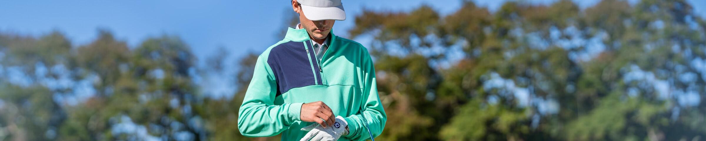 FootJoy Men's Golf Apparel - Base & Mid-Layers