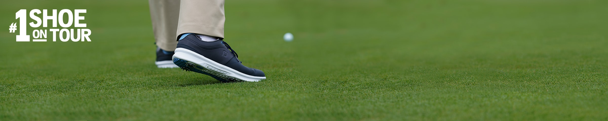 FootJoy Men's Spiked Golf Shoes